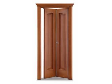 Porta dobrável de madeira ELIOS