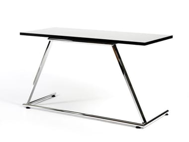 Stackable rectangular table Demi