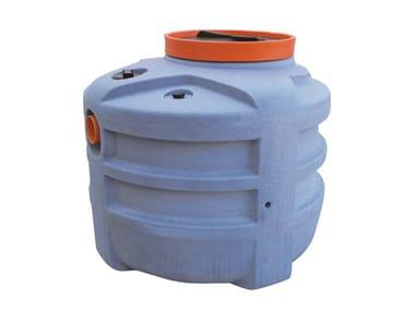 Separatore olio, disoleatore e condensagrassi Deoliatore a coalescenza