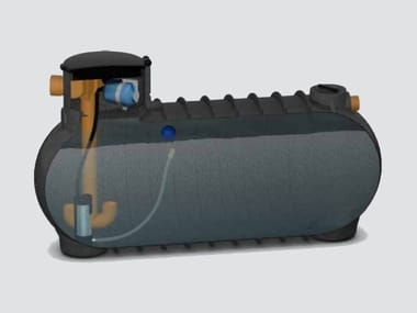 Rainwater recovery system