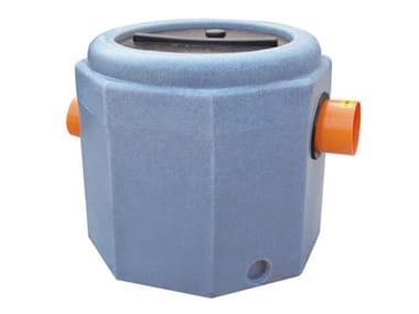 Componente per impianto di trattamento dei rifiuti liquidi Pozzetto fiscale