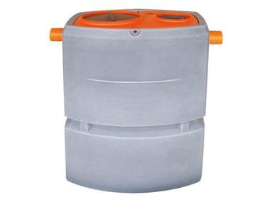Composant pour installation de traitement des déchets liquides Composant pour traitement des déchets