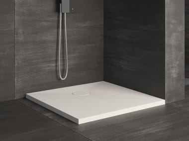 RAZOR | Receveur de douche carré