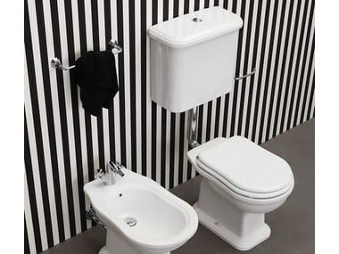 Wc sanitari archiproducts - Cassetta scarico wc esterna montaggio ...