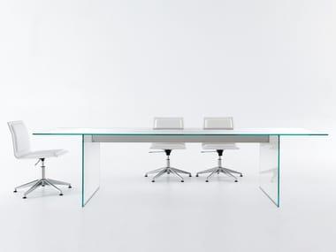 Table en cristal AIR TABLE