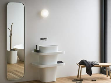Design bathroom mirror FONTE | Bathroom mirror