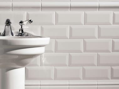 Double-fired ceramic wall tiles SIMPLY
