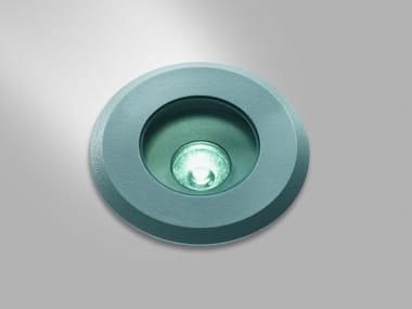 LED outdoor aluminium steplight FORMAT 34F