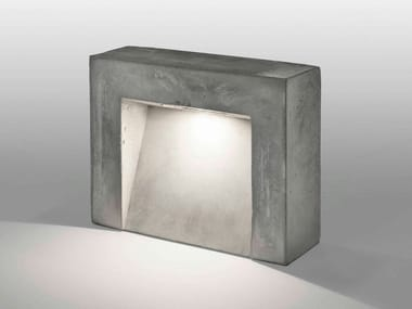 LED cement bollard light CENTO3CENTO