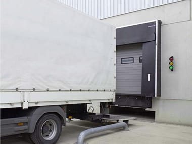 Automazione per baie di carico DOCK CONTROL