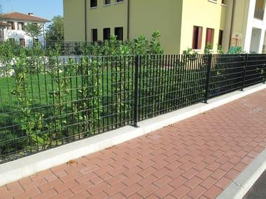 Recinzioni attrezzature per esterni archiproducts for Baldassar recinzioni