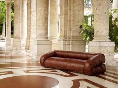 Convertible sofa bed ANFIBIO