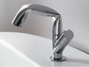 Miscelatore per lavabo cromo monocomando monoforo FOLD   Miscelatore per lavabo monocomando