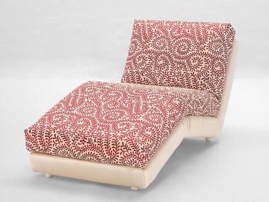 Chaise longue tapizada PAPESSA