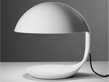 Lampada da tavolo girevole orientabile COBRA
