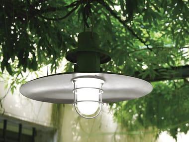 Lampada a sospensione fluorescente SISTEMA POLO | Lampada a sospensione
