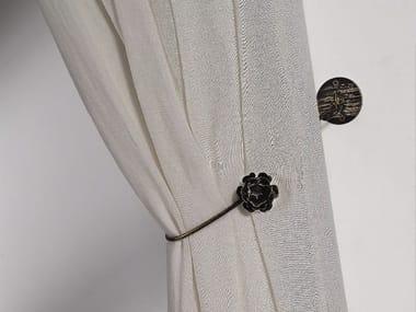 Abraçadeiras de cortina de ferro forjado 2039070 | Abraçadeiras de cortina