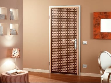 Armoured door panel DIBI INTARSIO By DiBi Porte Blindate