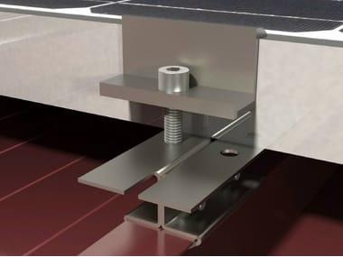 Suporte para instalação fotovoltaica DRYFIX   Sistema para telhado ventilado