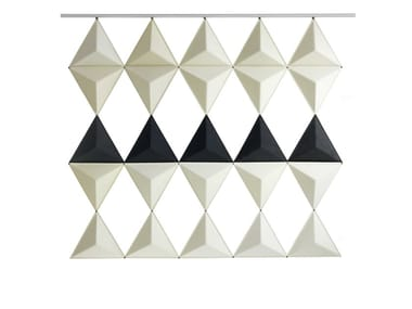 Sound absorbing modular workstation screen AIRCONE
