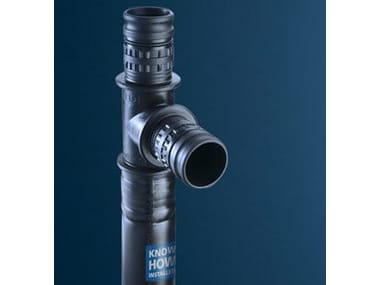 Pipe and special part for water network Mepla