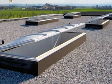 Sistema de apertura automática para extractores AMLQ