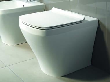 Ceramic toilet DURASTYLE | Toilet