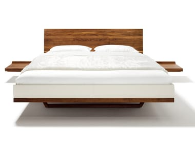 Solid wood double bed RILETTO | Double bed