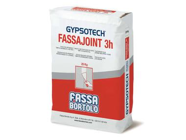 Gypsum and decorative plasters