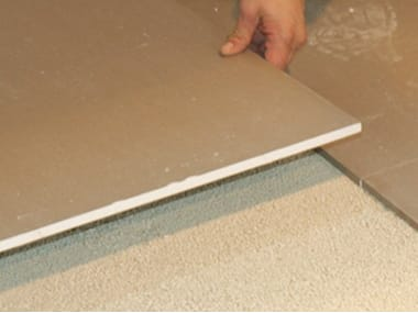 Screed and base layer for flooring PAVIASTRA F 145