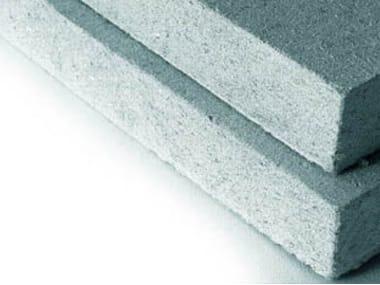 Exterior insulation system SISTEMA GESSOFIBRA