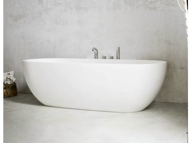 Oval bathtub HOLE | Oval bathtub