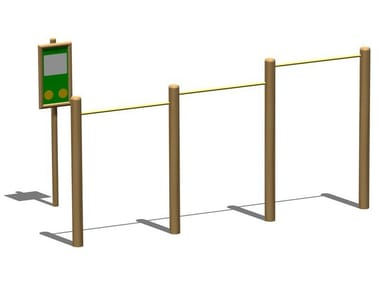 Оборудование для занятий фитнесом STAZIONE n. 7 - VITA PARCOURS
