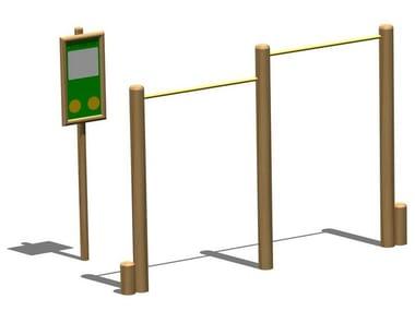 Оборудование для занятий фитнесом STAZIONE n. 13 - VITA PARCOURS