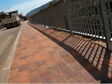 Каменная или бетонная плита для наружных дорожек LINGOTTO®