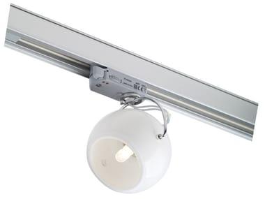 Lampe sur rails BELUGA WHITE | Lampe sur rails