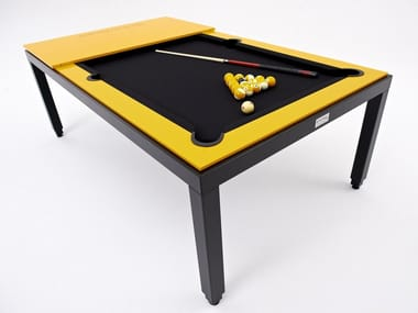 Metal pool table VEUVE CLICQUOT LIMITED EDITION