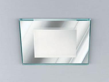 Spot pour plafond encastrable en verre gravé à l'acide XSV2008 | Spot
