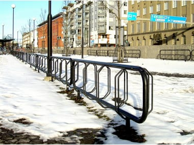 Steel Bicycle rack ÖREBRO