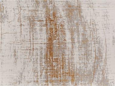 Tapis à motifs rectangulaire en tissu RAGGIO DI SOLE