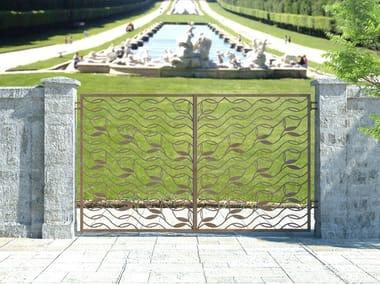 Swing iron gate ARCHETTO 2664