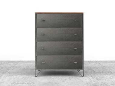 Free standing plate chest of drawers SETTIMA | Plate chest of drawers