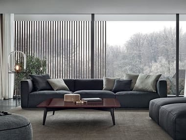 Sectional fabric sofa with removable cover SHANGAI | Sofa