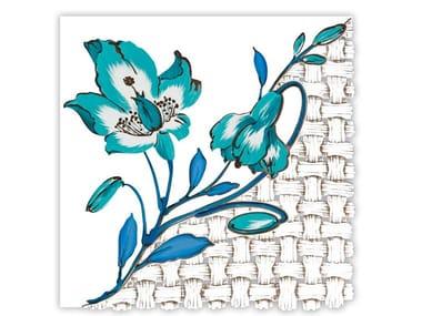 Floral wall sculptures