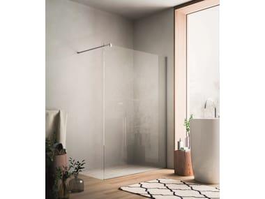 シャワーの壁パネル