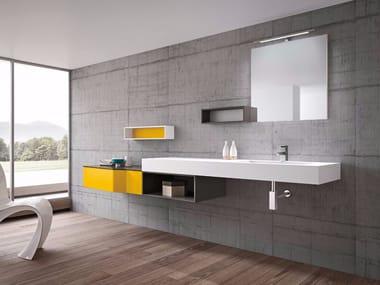 Mueble bajo lavabo / lavabo STR8 - 04