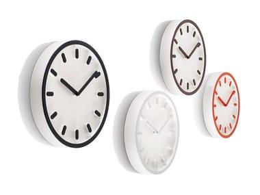 Orologio in ABS da parete TEMPO