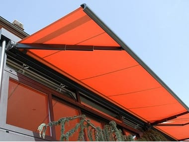 Box Folding arm awning MESABOX