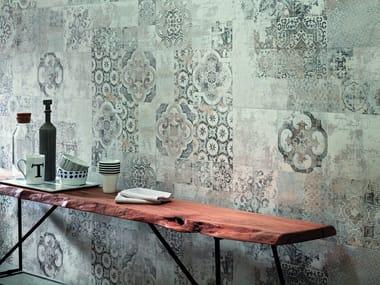 Indoor white-paste wall tiles TERRACRUDA