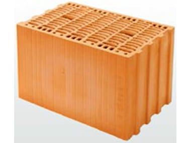Bloc thermique en terre cuite THERMOPLAN® T 16